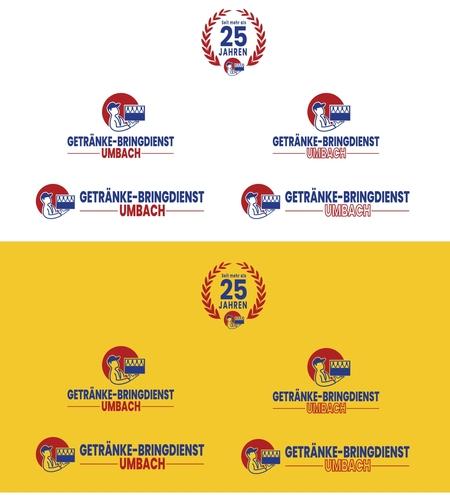Logo-Design für Getränke-Bringdienst