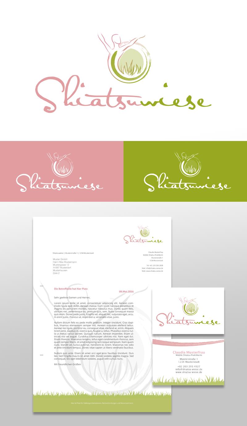 Corporate-Design für Shiatsu Praktikerin » Corporate Design ...