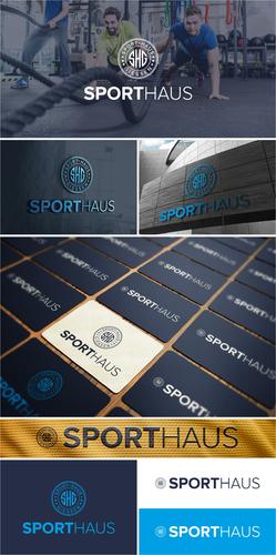 Corporate-Design für Sportstätte