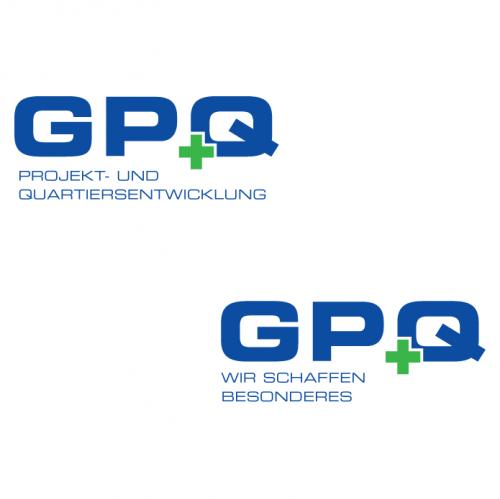 Logo-Redesign für Projekt- und Quartiersentwicklung für Immobilienprojekte und Infrastruktur