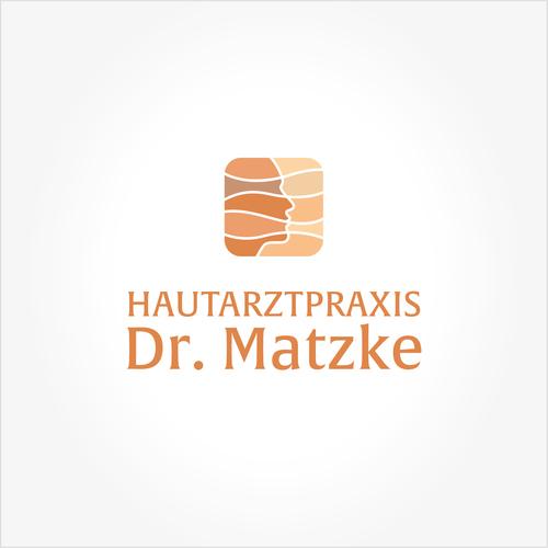 Logo-Design für Hautarztpraxis