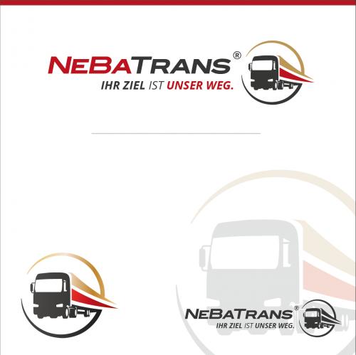 logo f252r transport und umzugsfirma 187 logodesign