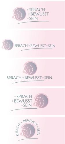 Umgestaltung des Logo-Designs eines Unternehmens für Sprachtraining