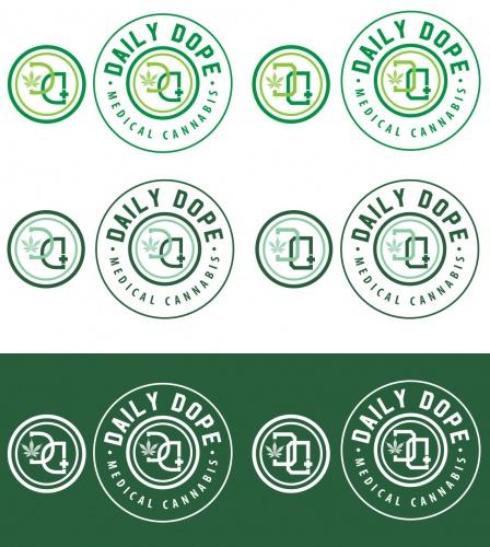 Logo-Design für Daily Dope