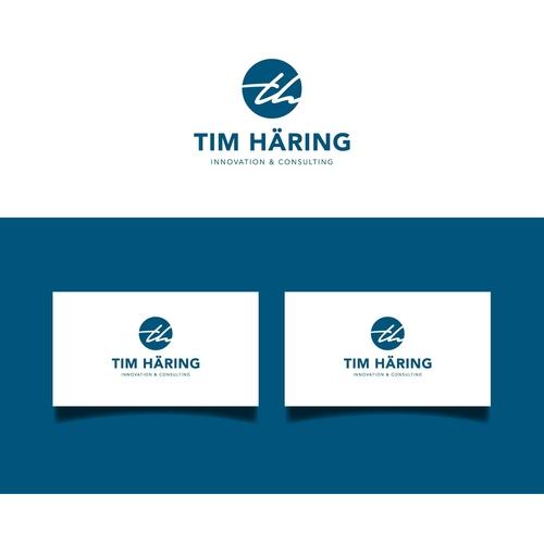 Logo & Visitenkarte für freiberuflichen Berater