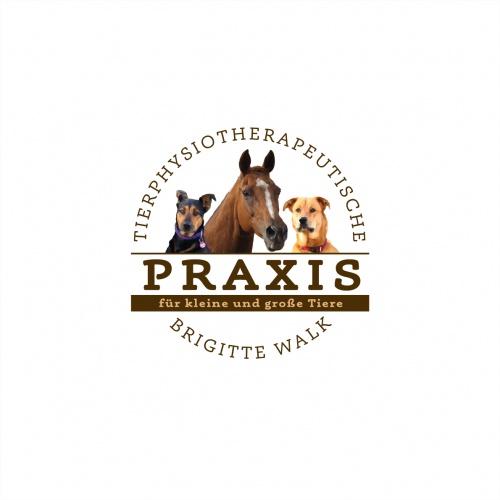 Praxis für Tierphysiotherapie sucht seriöses Logo-Design