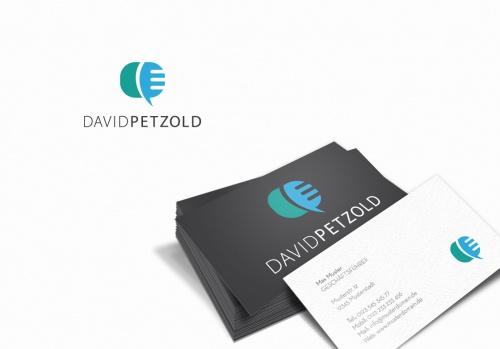 Radiomoderator sucht Logo