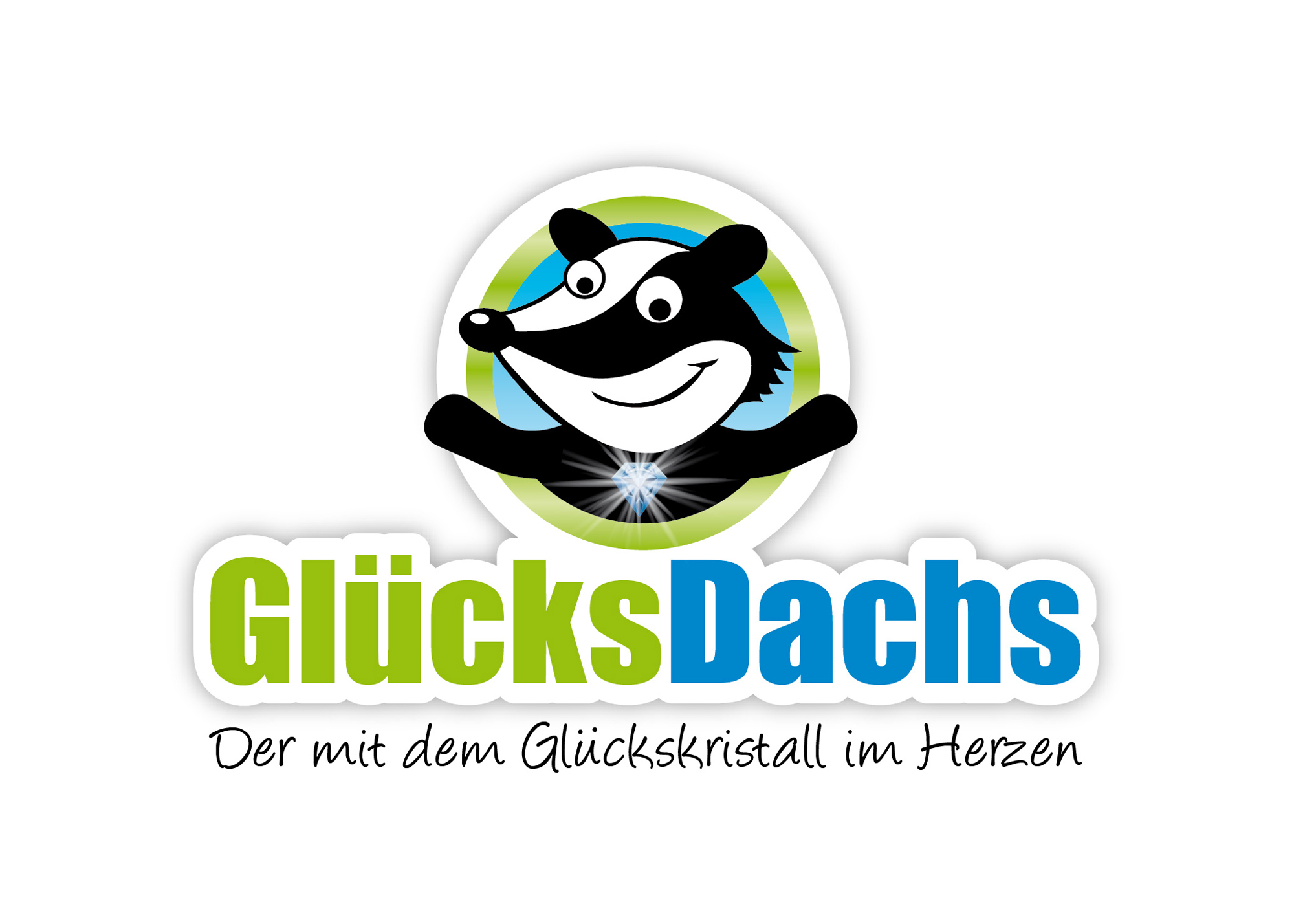 Logo für den Glücksdachs