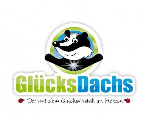 Logo fr den Glcksdachs