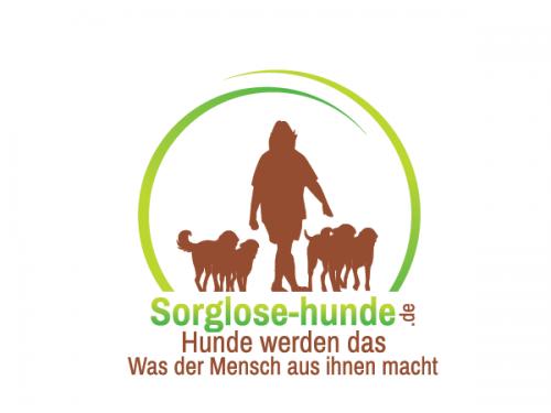 Logo-Design für Sorglose-Hunde.de  das andere Training für Hundebesitzer