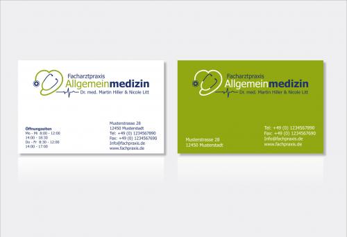 Logo für Allgemeinarztpraxis