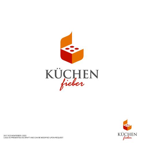 Logo-Design für Küchenstudio