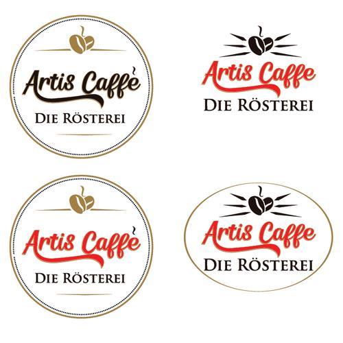 Logo-Design für Kaffeerösterei