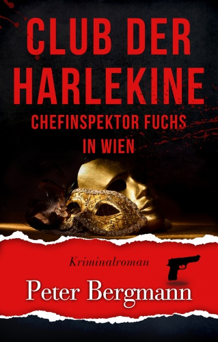 Basisdesign Buch-/E-Book-Cover für Bergmann-Krimis