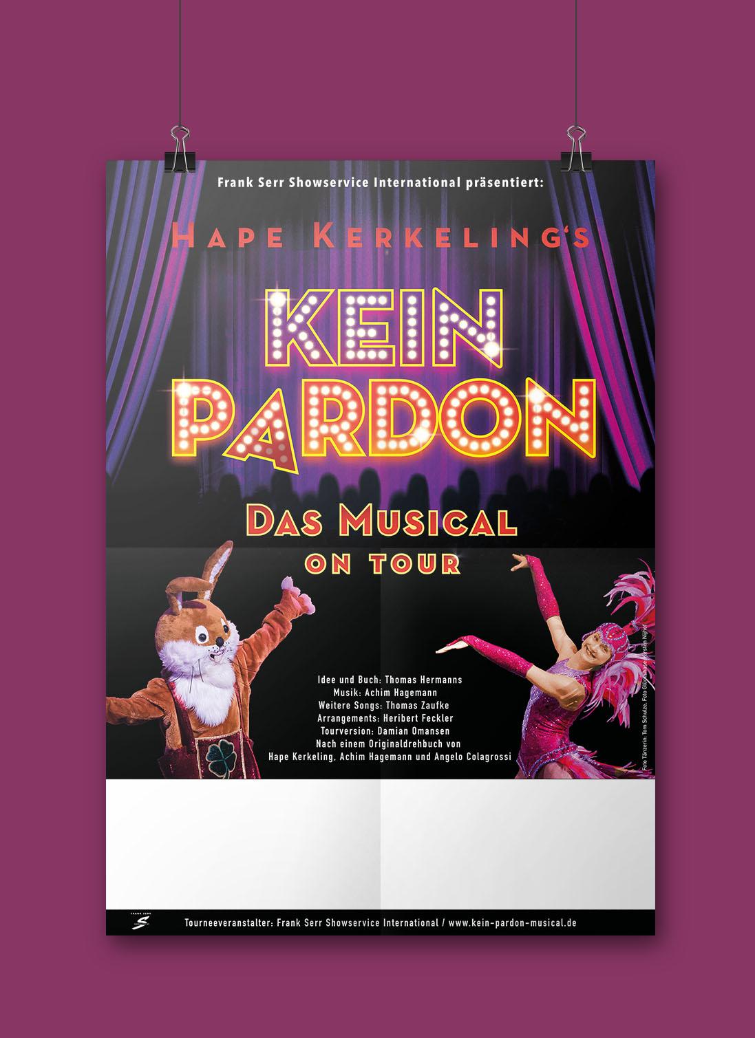 Plakat-Design für eine Musical Produktions Firma » Plakat ...