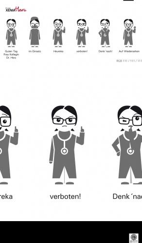 Illustrationen für Therapieführer in der minimalinvasiven Lungen- und Herzunterstützung