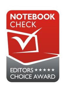 Testsiegel für die Auszeichnung von Geräten (Editors Choice Award)