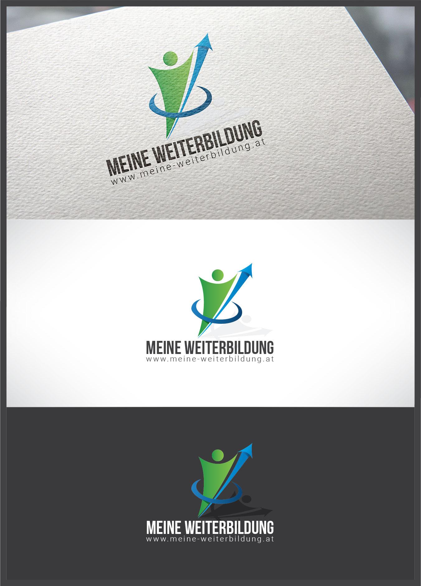 Logo design for Weiterbildung design