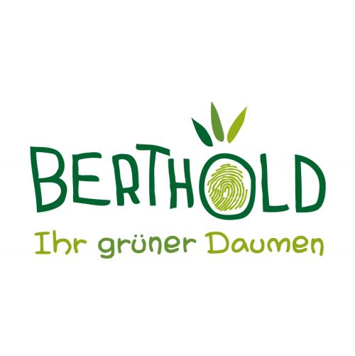 Logo-Design für Berthold, Ihr grüner Daumen