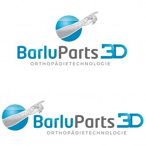 Corporate Design für Prothesenbau mittels 3D Druckverfahren.