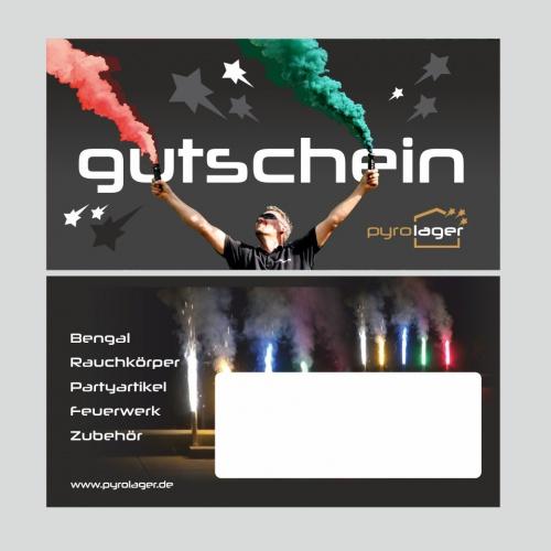 Gutschein-Design Pyro Webshop » Gutschein-Design » Briefing ...