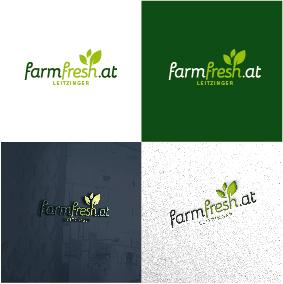 Logo & Visitenkarte für Bauernhof