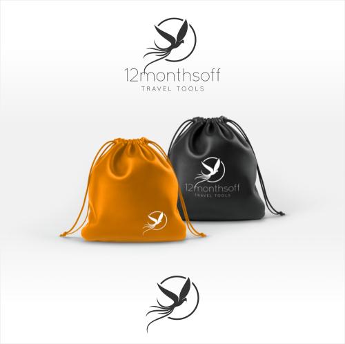 Logo-Design für Hersteller von Reiseutensilien
