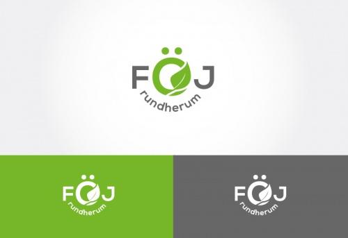 Logo-Design für FÖJ-Blog