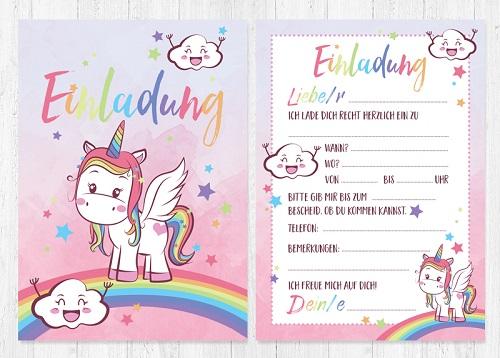 Einladungskarten-Design gesucht!