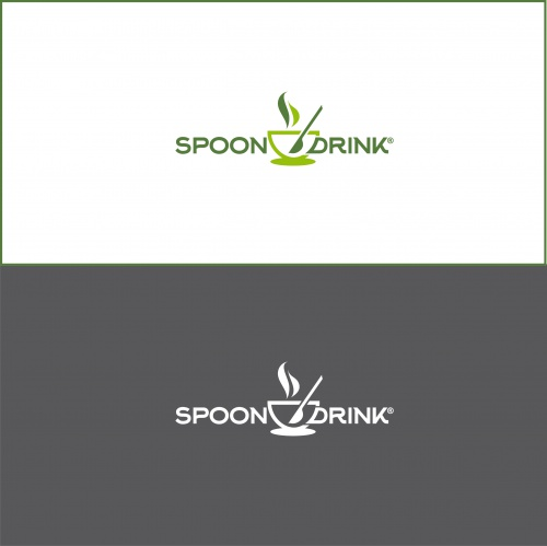 Logo-Design für Spoondrink