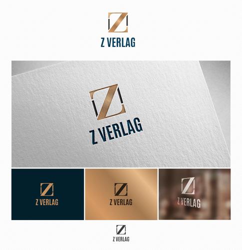 Logo-Design für allgemeines Verlagsunternehmen