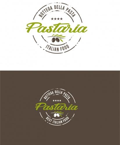 Logo-Design für Pastaria