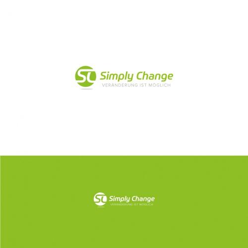 Logo & Visitenkarte für simply change