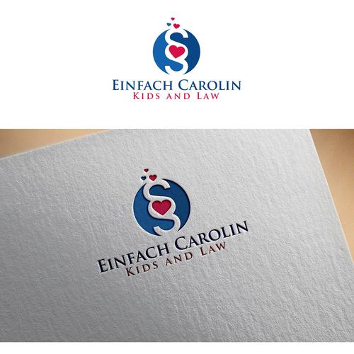 Logo-Design mit Verbindung zum Jurastudium & Familienleben gesucht