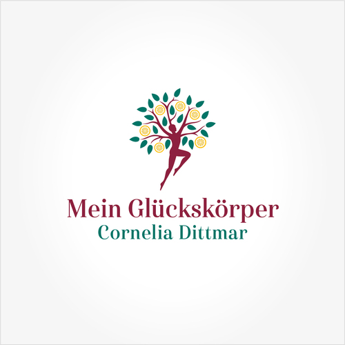Logo-Design für Ernährungberatung