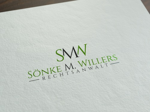 Corporate-Design für Rechtsanwalt Sönke M. Willers