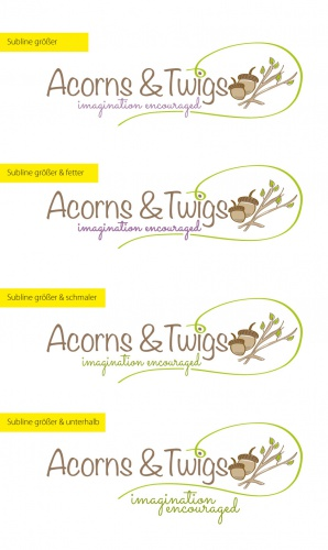 Logo-Design für Naturfreunde