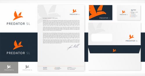 Corporate Design für spanische Bauträgerfirma