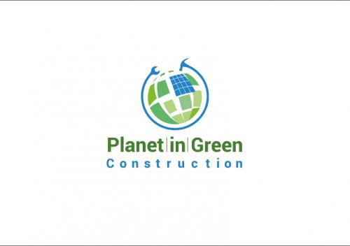 Logo-Design für Hersteller von Photovoltaikanlagen