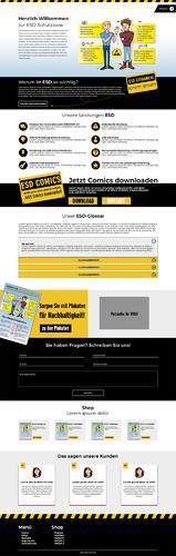 Webdesign für Ing Büro