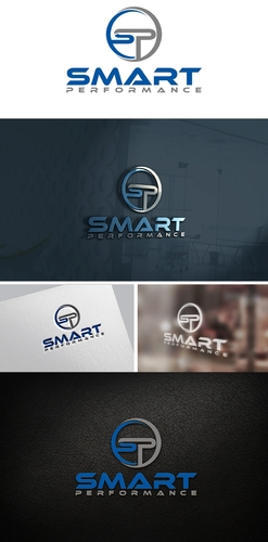 Logo-Design für Personal Trainer mit Fokus auf Gesundheit und Kraft