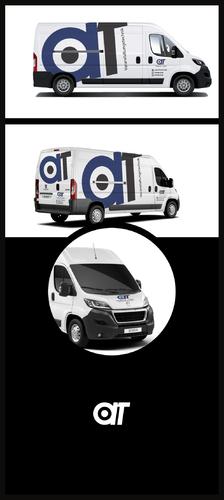 Fahrzeugbeschriftung eines Peugeot Boxer Kastenwagens L3H2 für die Veranstaltungsbranche