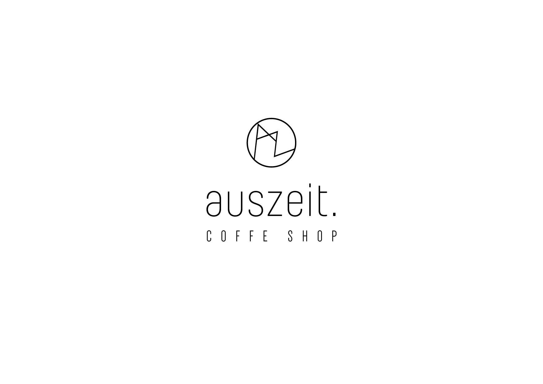 Logo Visitenkarte Für Coffee Shop Logo Business Card