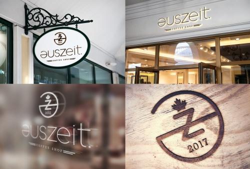 Logo & Visitenkarte für  coffee shop