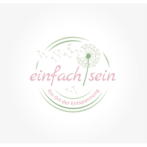 Logo & Visitenkarte für Fußreflexzonenmassage, kombiniert mit Naturheilkunde & Lebensberatungen