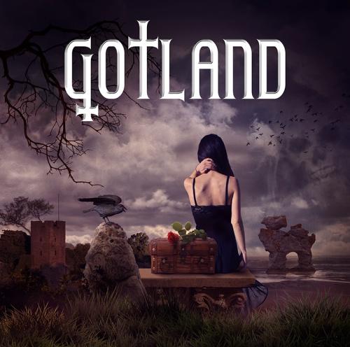 CD-/Plattencover für Gothic Rockband