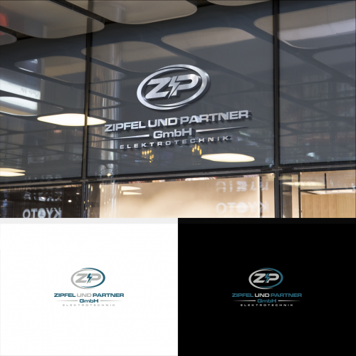 Logo-Design für Elektroinstallationsbetrieb