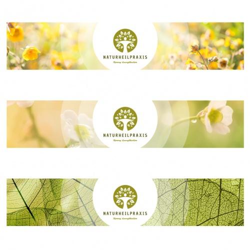 Corporate Design für die Naturheilpraxis Romy Langthaler