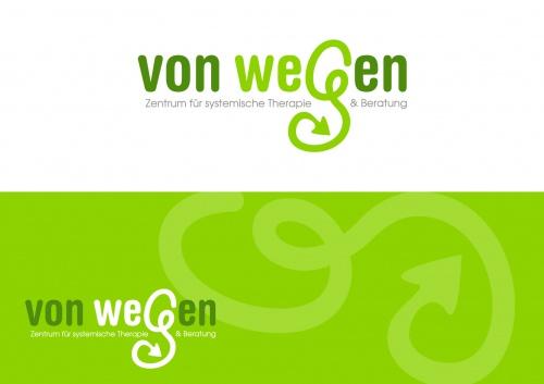Logo voor een centrum voor systemische pedagogiek en begeleiding
