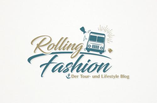 Logo & Visitenkarte für Aktionen rund um den Fashion-Truck eines Modelabels